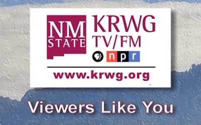 Paul Gessing Discusses 2016 Legislative Session w/ Fred Martino on KRWG-TV in Las Cruces