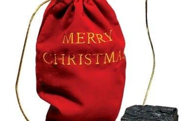 Rio Grande Foundation Gives Obama Administration Lump of Coal for Christmas