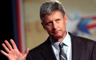 Correcting the Record on Gary Johnson's Fiscal Legacy