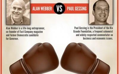 Rumble in the Rio: Debate Footage of Gessing vs. Webber