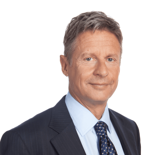 Gary Johnson's Spending Record as Compared to his Republican Contemporaries