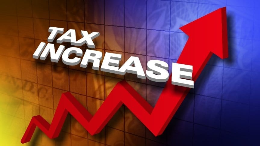 New Mexico Liberals' Tax Hypocrisy