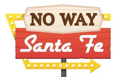 "Rio Grande Foundation Launches ""No Way Santa Fe"" Initiative to Raise Awareness of Damaging Beverage Taxes"