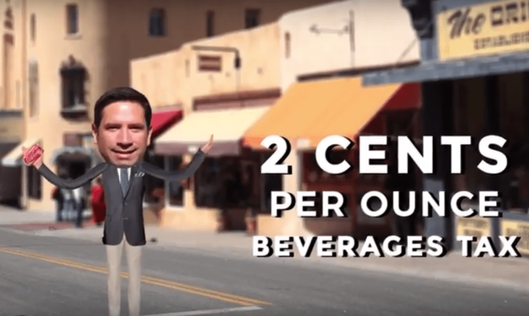 "New ""No Way"" video outlines issues with Santa Fe soda tax"