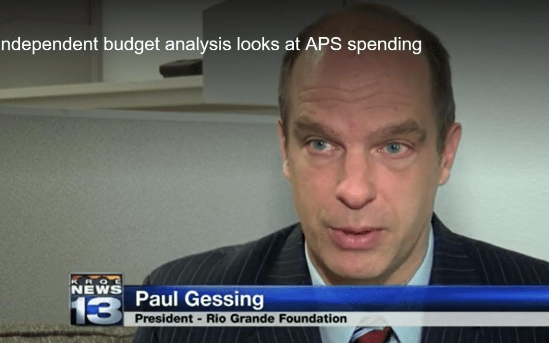 Is Albuquerque Public Schools Really Cut to the Bone?