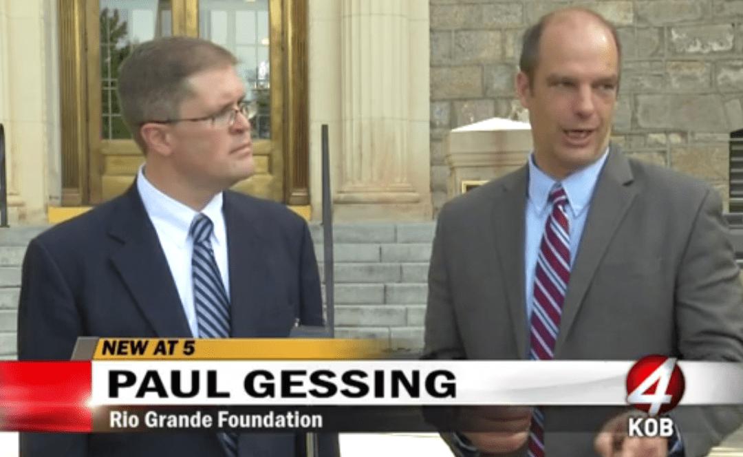 Rio Grande Foundation sues Santa Fe over campaign donor list ordinance