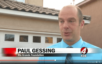 RGF's Paul Gessing comments on Bernalillo County spending for investigations of employees