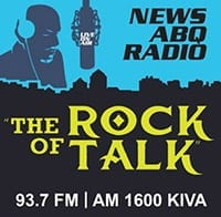 """RGF """"takes over"""" Friday afternoons on AM 1600/93.7FM the Rock of Talk"""