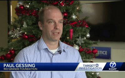 Gessing talks APS tax hike (and he and others question their fancy mailing) w/ KOAT Channel 7:
